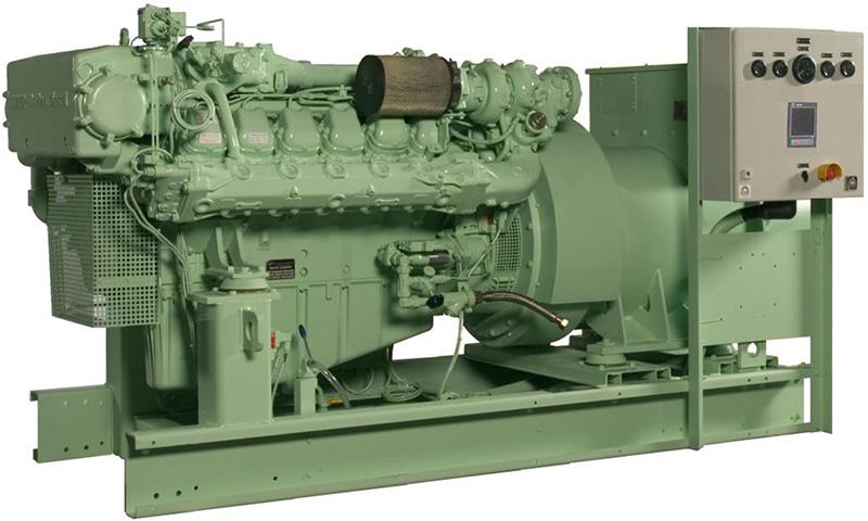 Lindenberg MAN Generator
