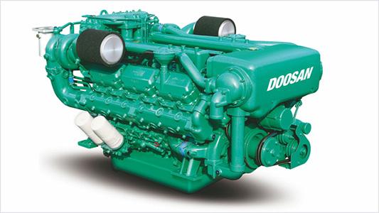 Motor Doosan1